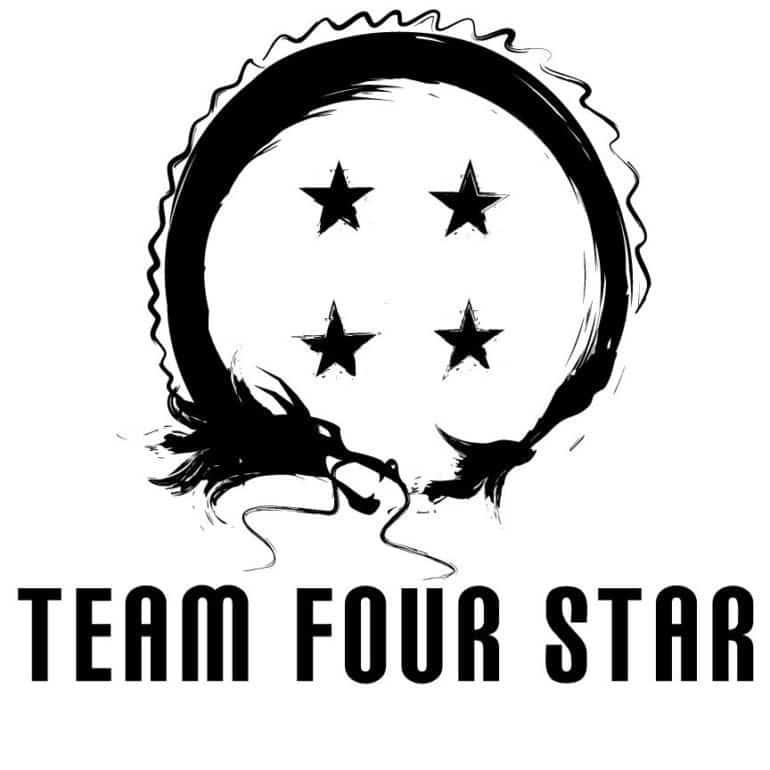 Team four star logo